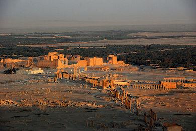 """""""Palmyra, Syria - 2"""" by James Gordon from Los Angeles, California, USA - Palmyra, Syria."""