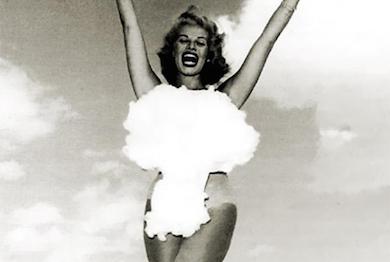 Miss Atomic Bomb 1951
