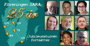Föreningen SARA utökar med Jubileumsföreläsningar i södra Sverige om naturlig hälsa och läkning!