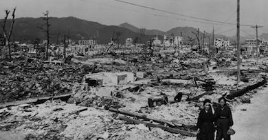 Hiroshima efter bomben