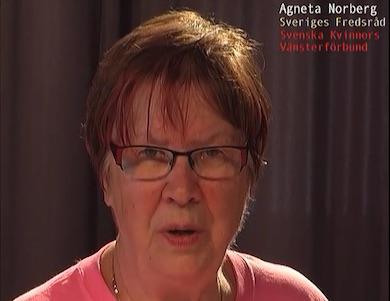 Agneta Norberg fredsråd