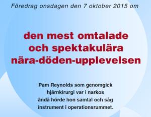Föredrag om NDU 7 oktober