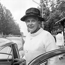 Alva Myrdal, 1966