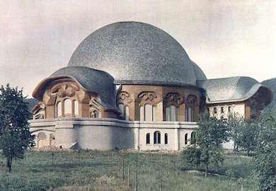 Goetheanum i Dornach