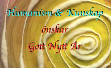 Humanism & Kunskap Gott Nytt År