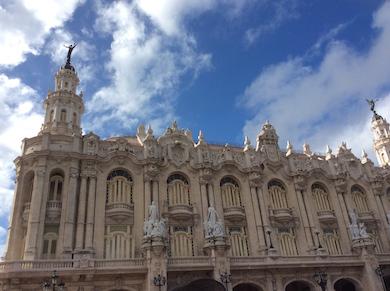 Stora Teatern i Havanna