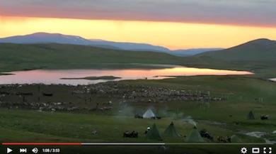 Sápmi- en film om samerna och landet Sapmi med speaker