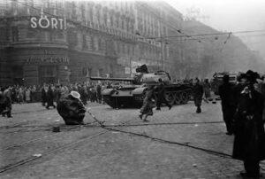 Ungernrevolten 1956 – 60 år sedan idag