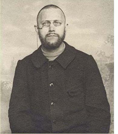 Ivan Aguéli / Abd Al-Hadi Aqhili (1869-1917)