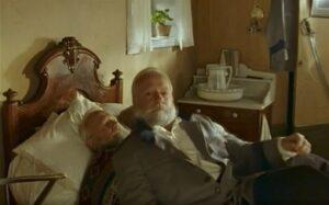 Torntuppen, Jan Fridegårds filmatiserade roman om vad en död människa kan uppleva från andra sidan.