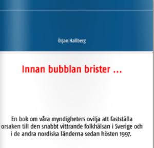 Innan bubblan brister…