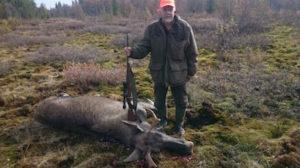 Älgjakt i Lappland I – förr och nu