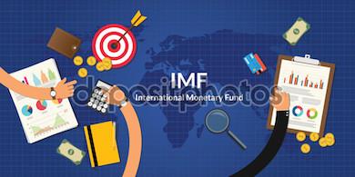 imf international monetary fund concept