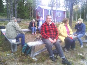 Älgjakt i Lappland II – förr och nu