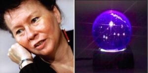 10 dec, Jullunch och prisutdelning HK Diplom/Universe Globe till Åsa Simma