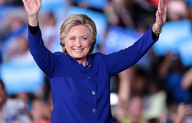 Hillary Clinton - Foto: Gage Skidmore, Wikimedia Commons