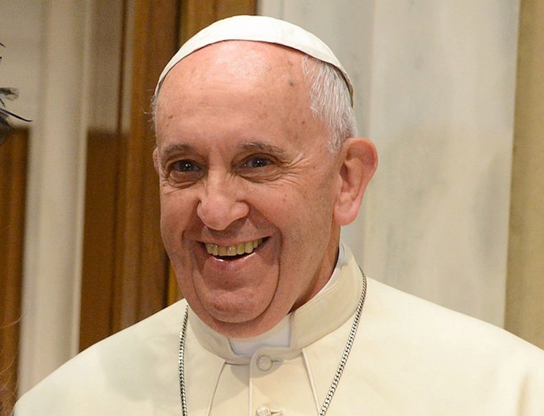 Påve Franciskus (wikicommons)