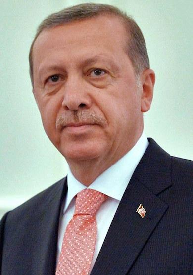 President R. T. Erdoğan, Turkiet (wikicommons)