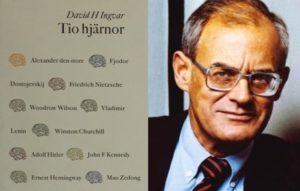 Tio hjärnor av David H Ingvar (2000)