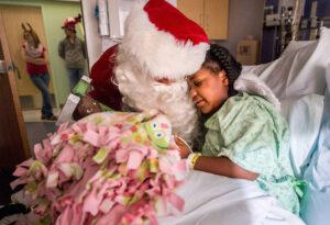 Med en önskan om en kärleksfull jul