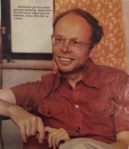 Stort Grattis på födelsedagen, stigfinnaren och pionjären Nils-Olof Jacobson!