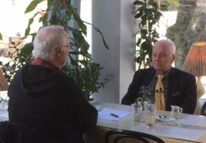 Möte med Bengt Göransson – om meningen med livet