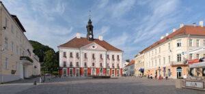 Tartu – estnisk stad under svensk påverkan