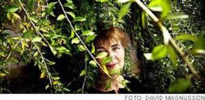 Anna C Bornstein tilldelas Pennan 2017