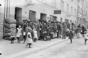 Potatisrevolutionen våren 1917