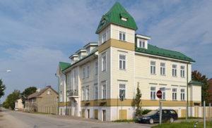 Tartu, Estlands kulturstad och vänort till svenska Uppsala