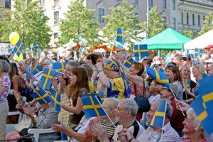 6 juni Sveriges nationaldag