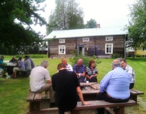 Storsele, Vilhelmina – nybyggarby i glesbygd I