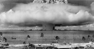 När Söderhavet blev ett termonukleärt paradis