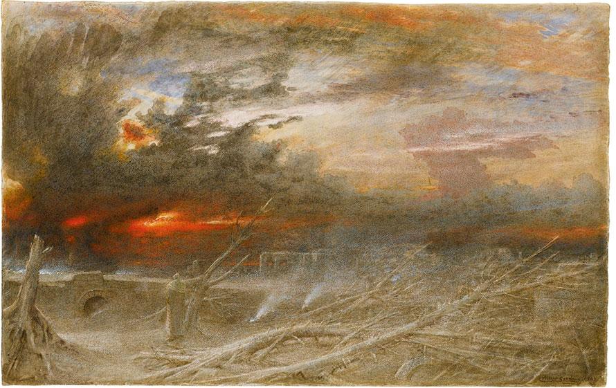 Apocalypse, Albert Goodwin, 1903