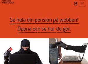 Nobelpristagare avfärdar vårt pensionssystem
