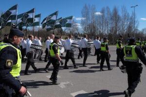 Nynazister rekryterar skolungdomar i Ludvika