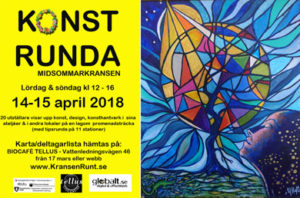 Konstrunda 14-15 april, Midsommarkransen
