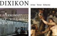 Nättidskrifter med perspektiv på litteratur och kultur