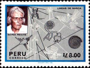 Nazcalinjerna i Peru