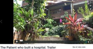 Patienten som byggde ett sjukhus