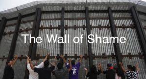 """Wall of Shame – nyskriven rock om """"muren"""""""