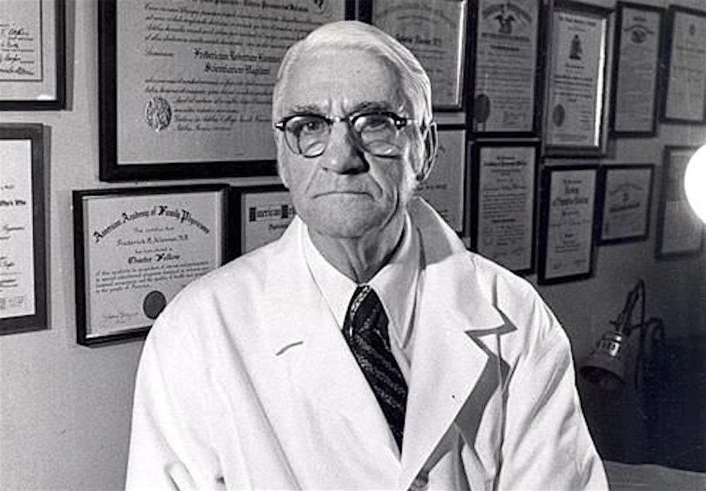 Dr Frederick Robert Klenner, Sr (1907-1984) Foto tillagd av Mark Childrey