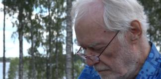 Dr Erik Enby, dokumentären Sista striden. Foto Börje Peratt