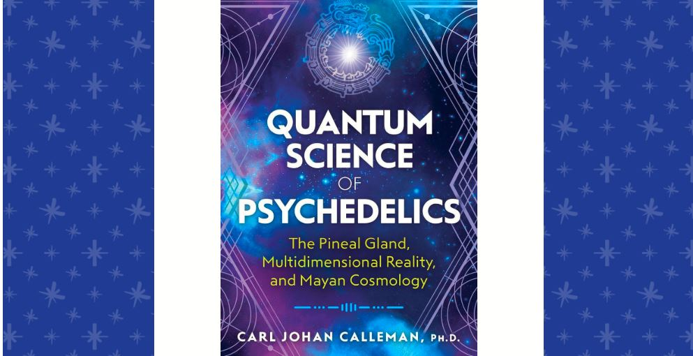 omslag Quantum Science of Psychedelics