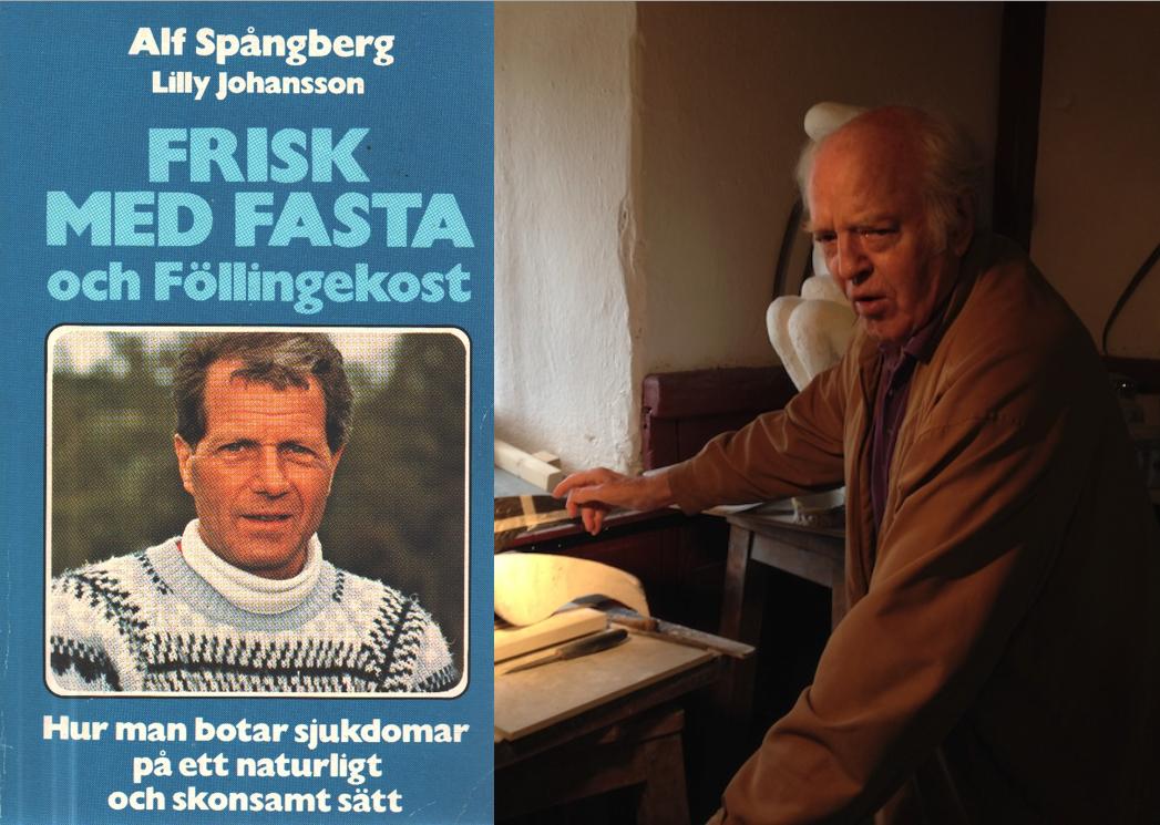 Skulptör Carl Gustaf Ekberg